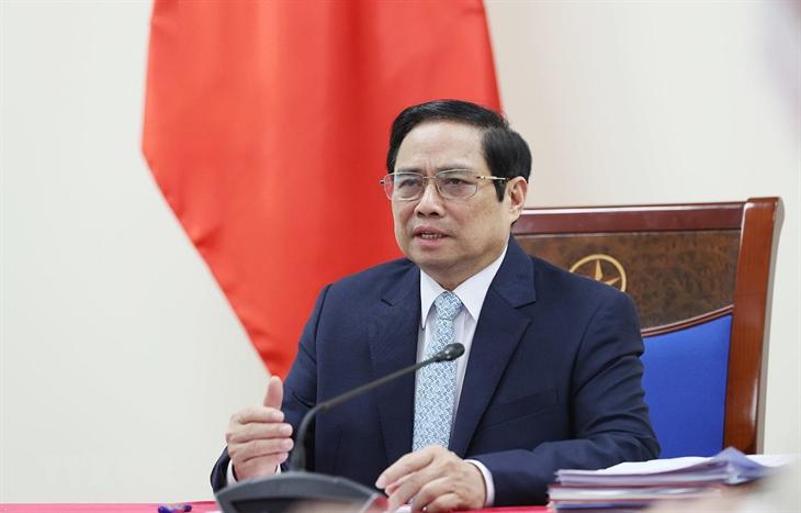 Thủ tướng đề nghị COVAX phân bổ nhanh vaccine dành cho Việt Nam