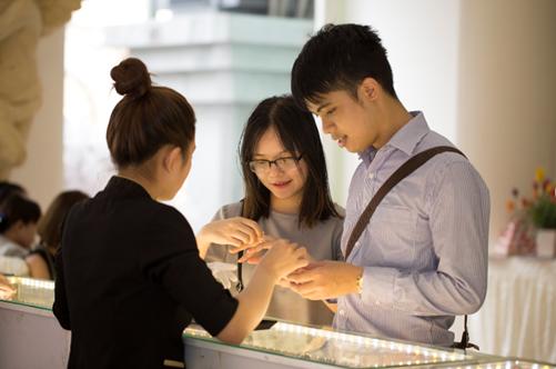 Nhẫn cưới là gì? Địa chỉ bán nhẫn cưới uy tín tại Hồ Chí Minh