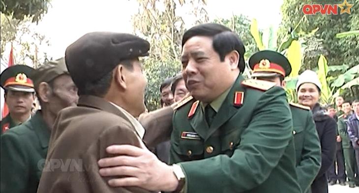 Khắc họa hình ảnh Đại tướng trọn nghĩa, vẹn tình với nhân dân
