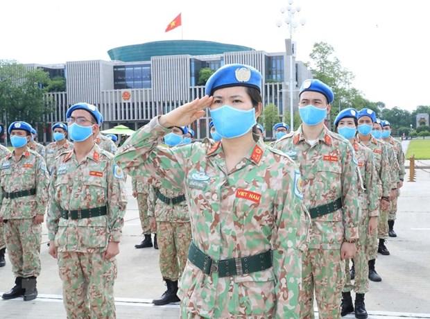 Việt Nam sẵn sàng thực hiện nhiệm vụ gìn giữ hòa bình khi Liên hợp quốc yêu cầu