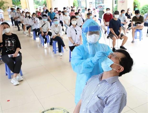 Ngày 22-9: Ghi nhận 11.527 ca nhiễm mới, thêm 11.919 người khỏi bệnh