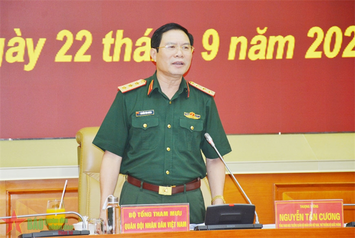 Hội thảo về xây dựng quân đội nhân dân Việt Nam trong tình hình mới