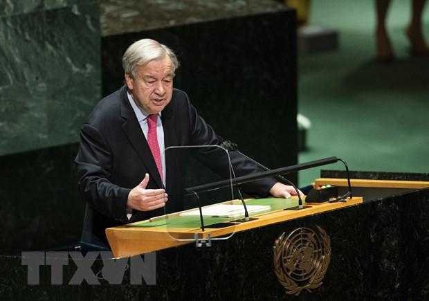 Đại hội đồng Liên hợp quốc thông qua tuyên bố về chống phân biệt chủng tộc