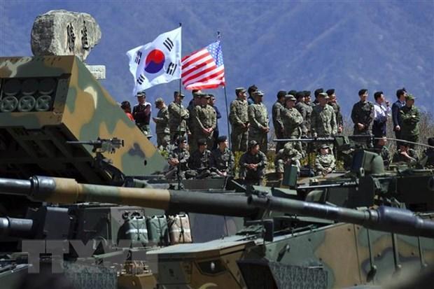 Khai mạc Đối thoại Quốc phòng Hàn Quốc-Mỹ lần thứ 20 tại Seoul