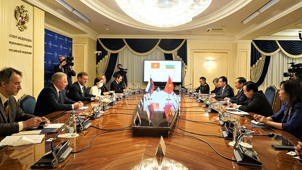 Việt Nam là đối tác quan trọng và thân thiết của Nga ở châu Á-Thái Bình Dương