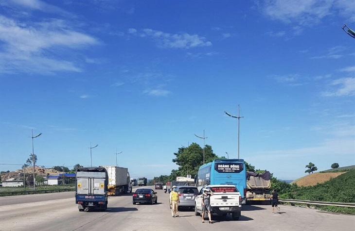 Cả nước xảy ra 16 vụ tai nạn giao thông trong ngày đầu kỳ nghỉ lễ 2-9