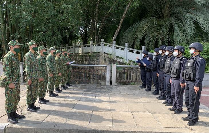 Kiểm soát thực thi pháp luật trên tuyến biên giới Hà Giang-Vân Nam