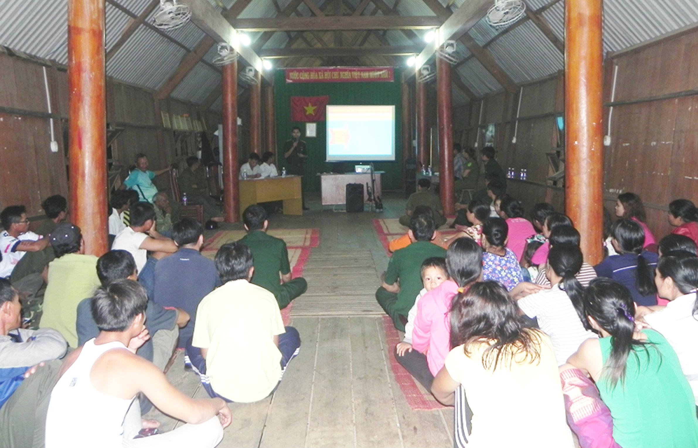 Hiệu quả tuyên truyền pháp luật ở Đắk Lắk