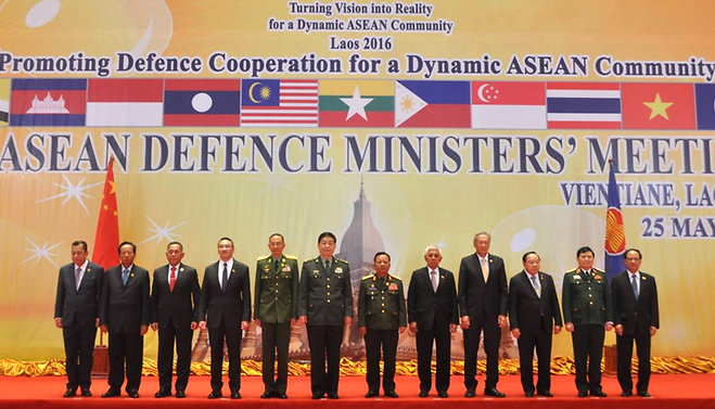 Hợp tác an ninh - quốc phòng trong ASEAN góp phần duy trì hòa bình khu vực và thế giới