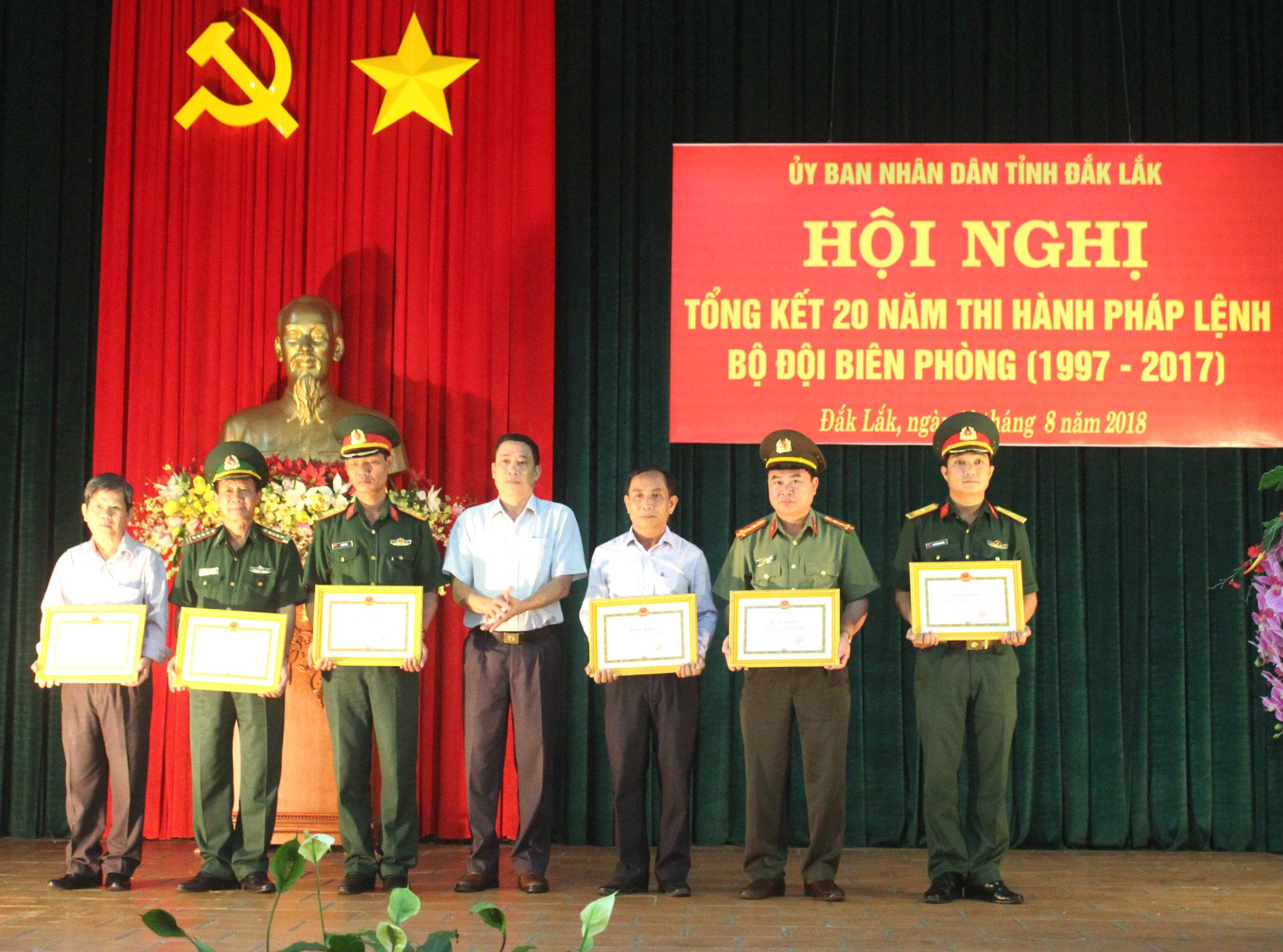 Pháp lệnh BĐBP được thực hiện hiệu quả, tạo chuyển biến tích cực ở Đắk Lắk, An Giang