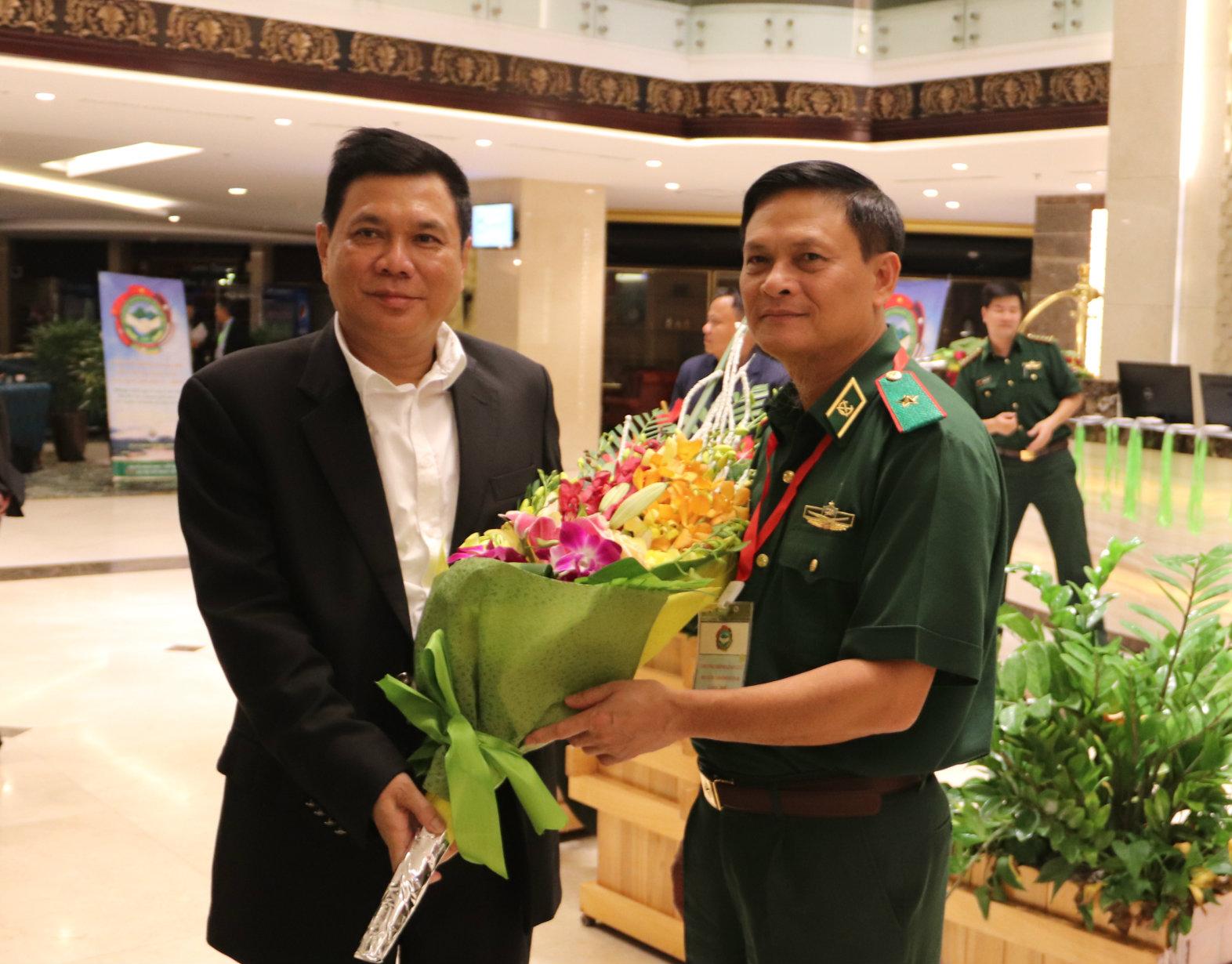 Các đoàn tham dự quotBiên cương thắm tình hữu nghịquot lần thứ 3 đã có mặt tại Hà Nội