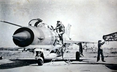 Âm vang Chiến thắng Điện Biên Phủ trên không