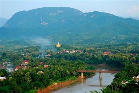 Dấu thiêng Luang Prabang