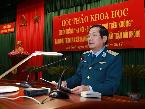 Bản lĩnh, trí tuệ và sức mạnh Việt Nam trên mặt trận đối không