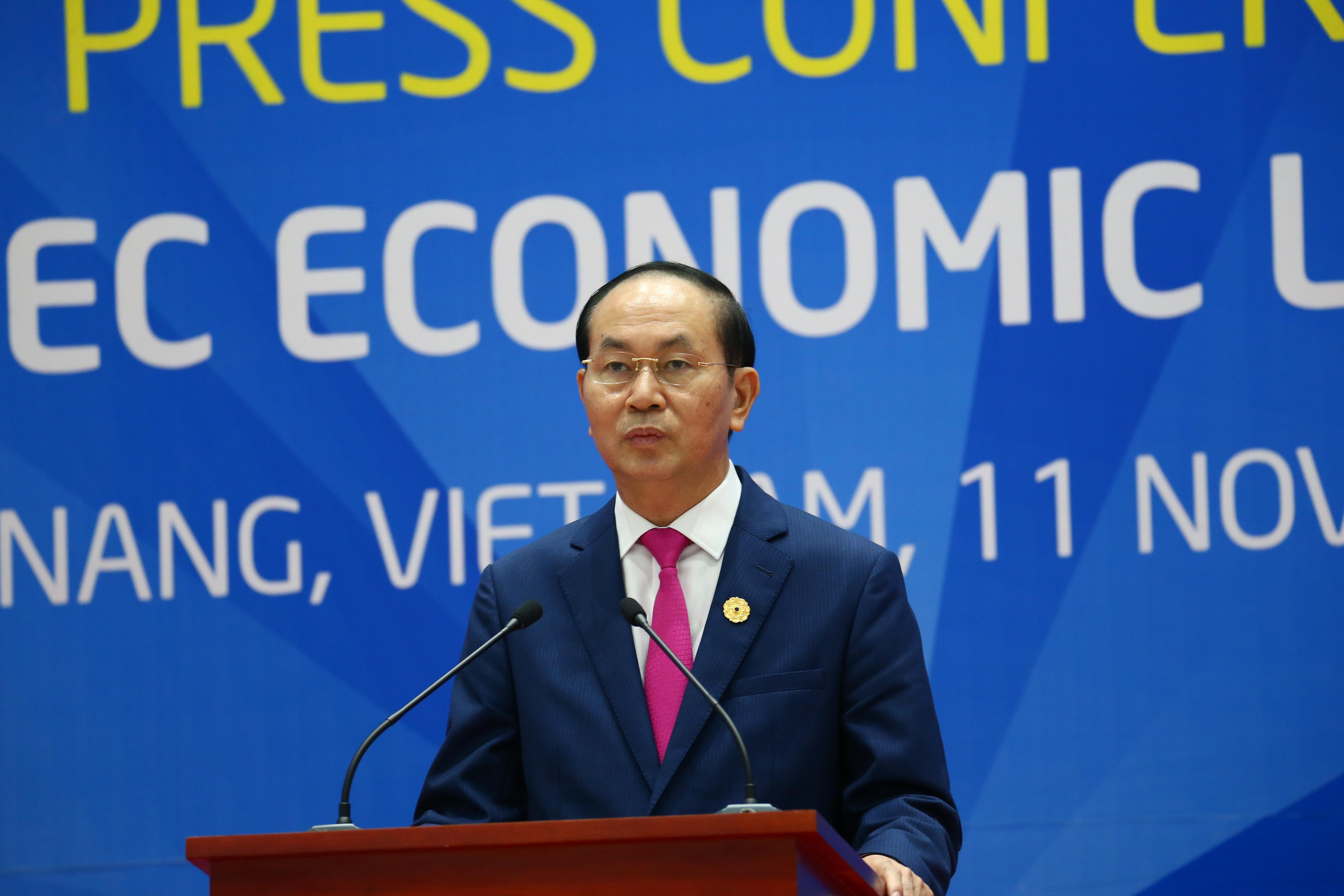 Năm APEC Việt Nam 2017 thành công tốt đẹp: Tạo động lực mới, cùng vun đắp tương lai chung