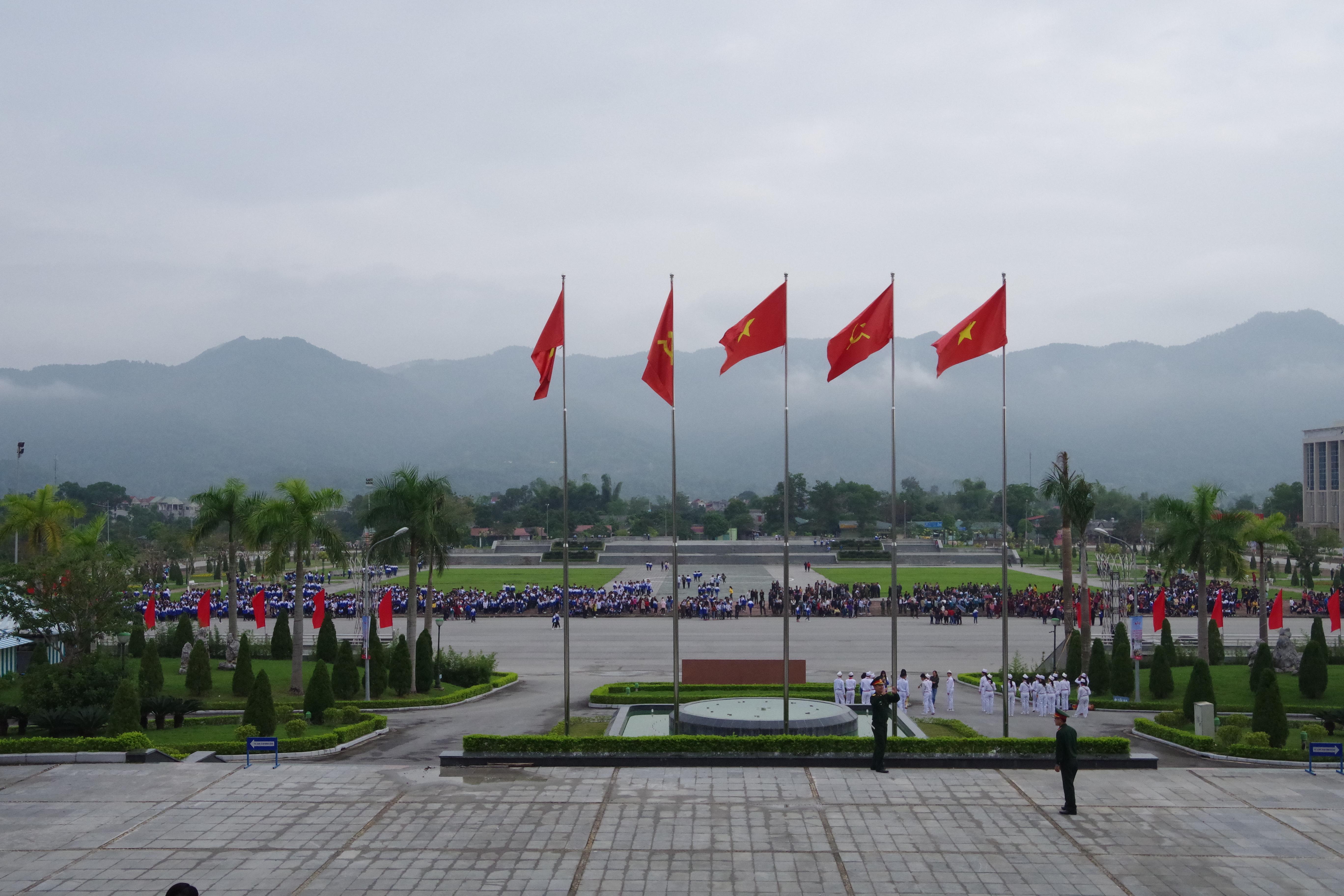 Tổng duyệt chương trình Giao lưu hữu nghị Quốc phòng biên giới Việt Nam -Trung Quốc lần thứ 5