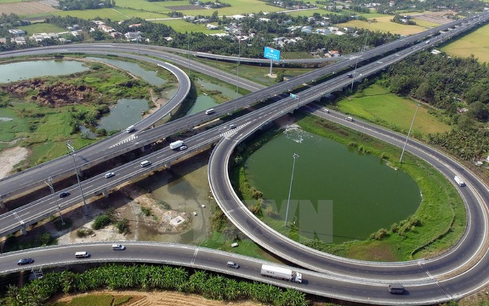Quốc hội thông qua chủ trương xây dựng một số đoạn đường bộ cao tốc Bắc - Nam