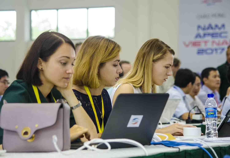 Căn nhà hình vỏ sò quotchởquot truyền thông cho APEC 2017