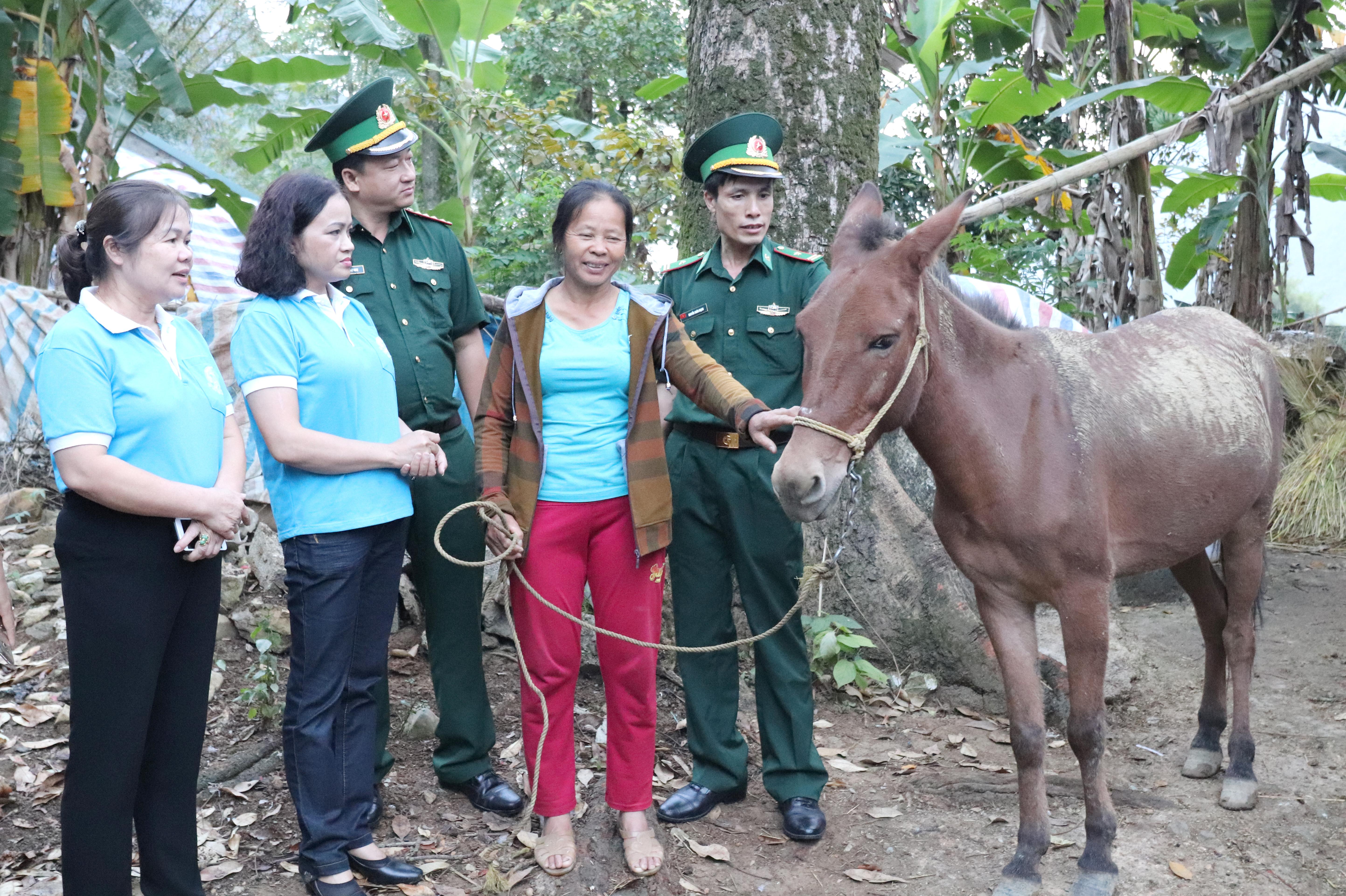 Cao Bằng: Đánh giá kết quả phối hợp giữa Hội Liên hiệp phụ nữ và BĐBP tại huyện Trùng Khánh