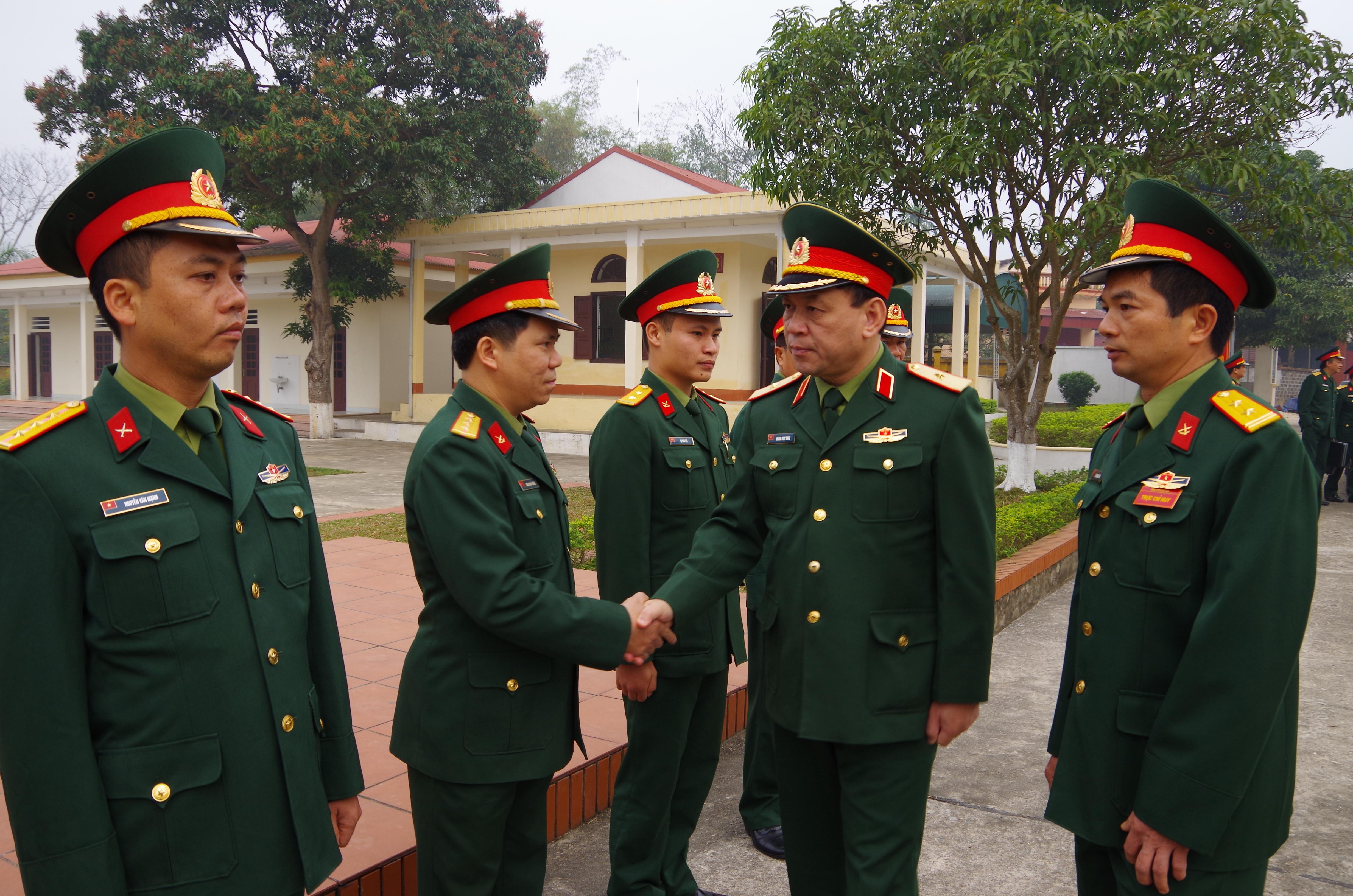 Lực lượng vũ trang Quân khu 2 chủ động, tích cực tạo đột phá trong đối ngoại quốc phòng