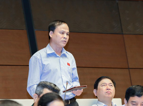 Quốc hội thảo luận dự án Luật Phòng chống tham nhũng (sửa đổi)