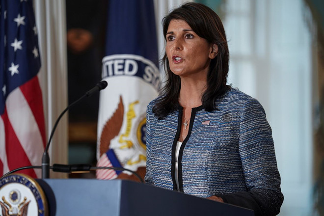 Vì sao Mỹ rút khỏi Hội đồng nhân quyền Liên hợp quốc?