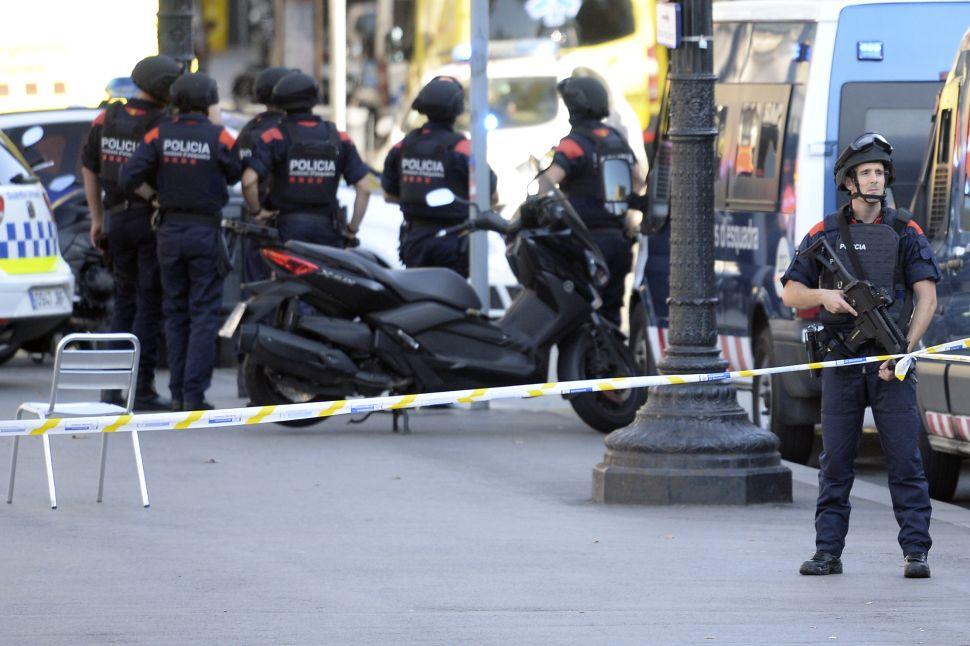 Châu Âu tiếp tục đối mặt với cuộc chiến chống khủng bố