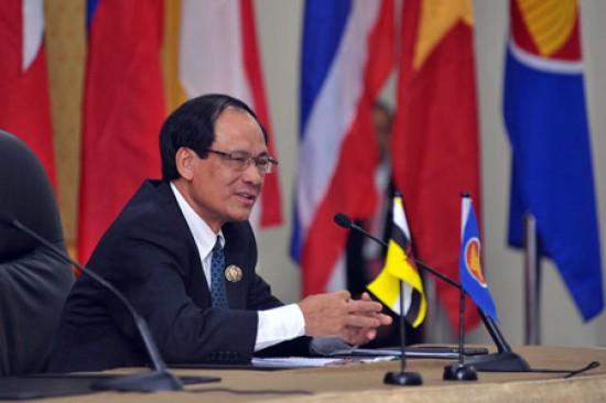 Tổng Thư ký Lê Lương Minh: ASEAN phát triển phù hợp với tình hình mới