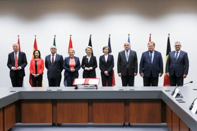 EU thành lập lực lượng can thiệp quân sự chung nhằm tăng cường khả năng phản ứng nhanh
