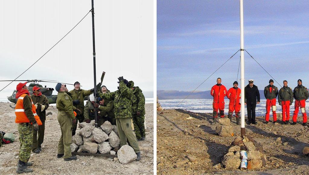 Bắc Cực - Điểm nóng của cuộc chiến giành chủ quyền