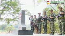 Tiếp thêm sức mạnh cho sự nghiệp bảo vệ chủ quyền an ninh biên giới quốc gia