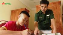 Bộ đội Biên phòng Cao Bằng đồng hành cùng học sinh nghèo vượt khó