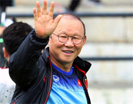Ông Park dồn sức đấu Malaysia, đội bóng của Văn Hậu giành chiến thắng